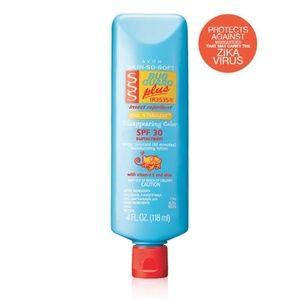 Avon Skin-So-Soft Bug Guard Plus (Blue)